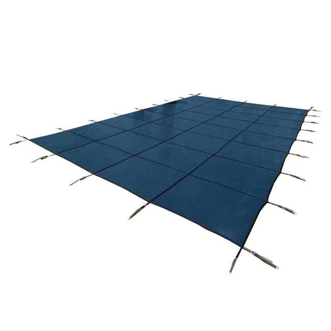 DU18365-BLUE Yard Guard Deck Lock 18 x 36 Feet Pool Safety Cover