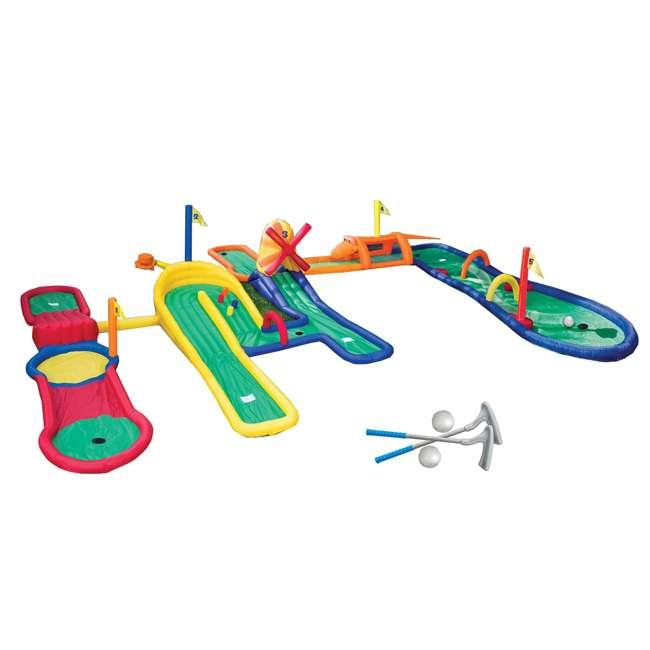 13918B Banzai Inflatable Mini Golf Adventure Park 1