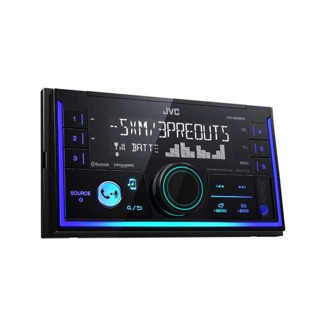 KW-X830BTS JVC Mobile KW-X830BTS Double DIN Digital Media Receiver