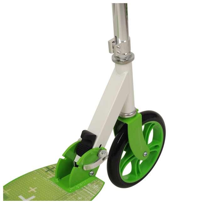113-NXT-U-A NextGen Scooters 2 Wheeled Kids Foldable Aluminum Kick Scooter, Green (Open Box) 3