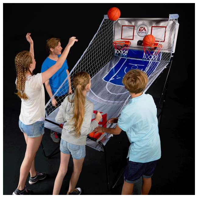 1658127 EA Sports 2-Player Indoor Basketball Arcade Game 5