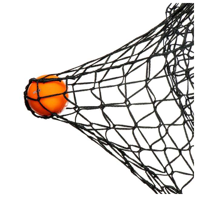 BS100Y19001 Training Equipment Baseball Fiberglass Pitching/Batting Net, Blue and Orange 5