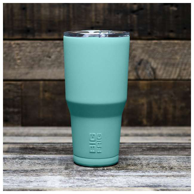 BFT30-TB Big Frig 30 Ounce Stainless Steel Tumbler, Tiffany Blue 1