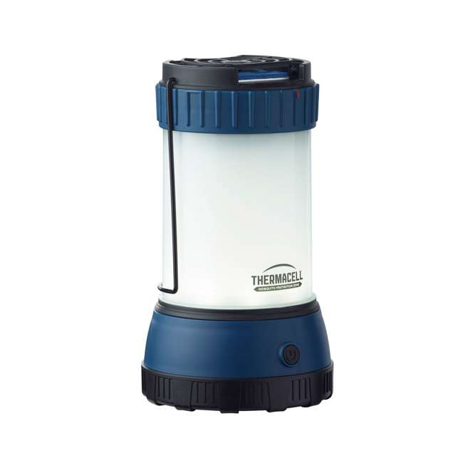 MRCLE Thermacell Mosquito Repellent Lookout Lantern, Blue 6