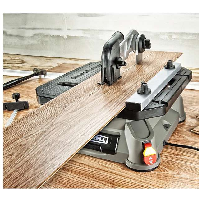 RK7323-U-A Rockwell Bladerunner Tabletop Table Saw Scroll, Rip, and Miter Tool (Open Box) 6