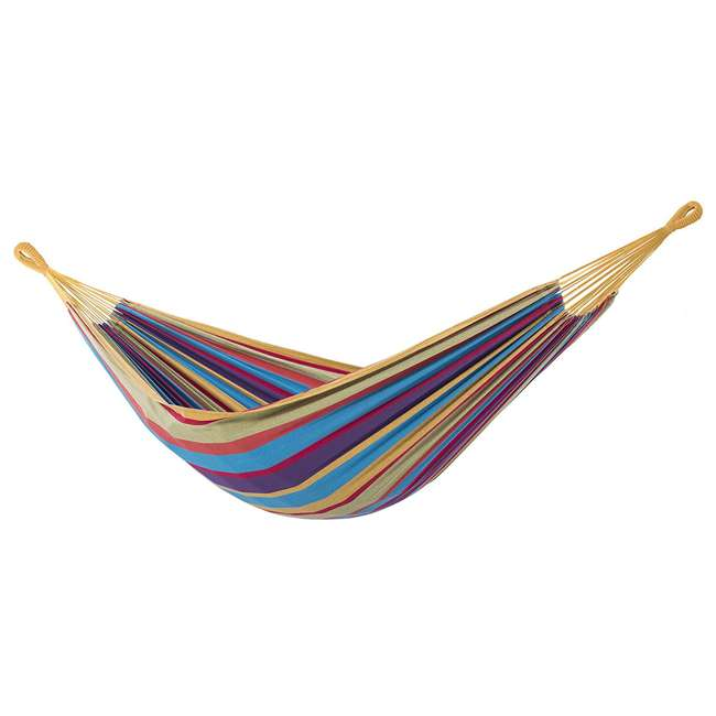5 x BRAZ220 Vivere Brazilian Tropical 2-Person Hammock (5 Pack) 5