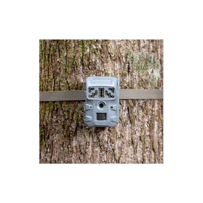 3 x MCG-13337 Moultrie Invisible Flash Phone Compatible Game Trail Hunting Camera (3 Pack) 4