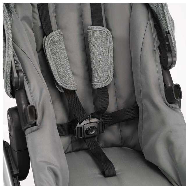 63012254 Evenflo 63012254 Second Seat for Pivot Xpand Stroller, Travel System, Percheron 1