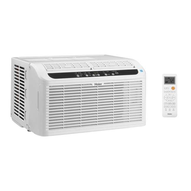 ESAQ406T-U-B  Haier Serenity Series 6,000 BTU 3 Speed Window Air Conditioner(Used) (2 Pack)