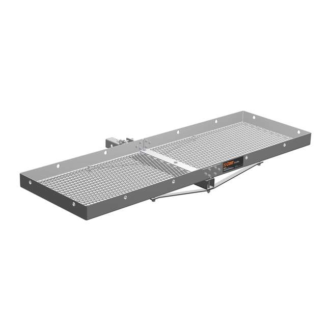 100T62 + CURT-18100 Curt Vehicle Rear Mount 18100 Tray and 2 Rightline Gear Weather Proof Dry Bags 8