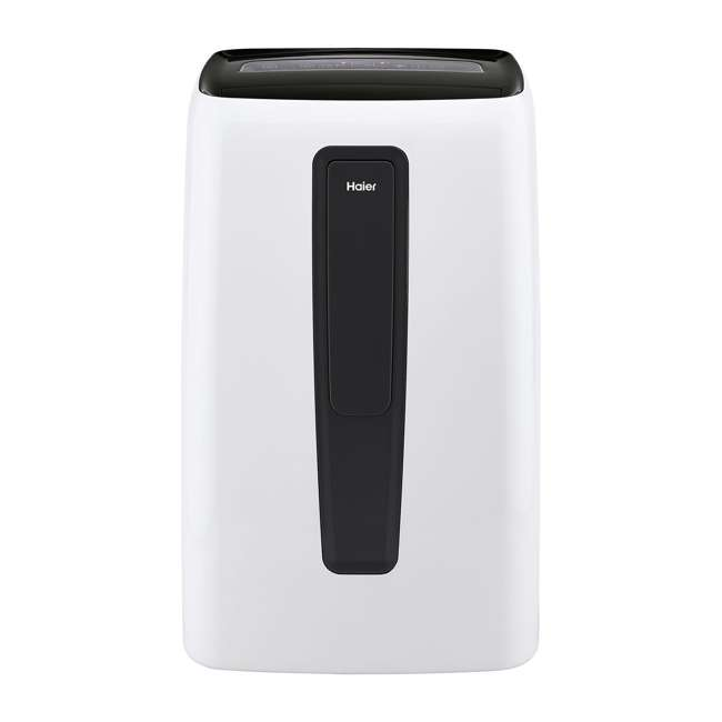Portable Heating And Cooling Units : Haier btu portable heating and cooling unit with