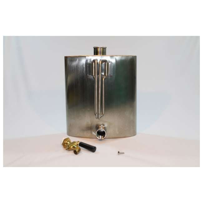QFLASK Q Stove Q Flask Water Heating Storage Accessory for the Q Flame Outdoor Heater