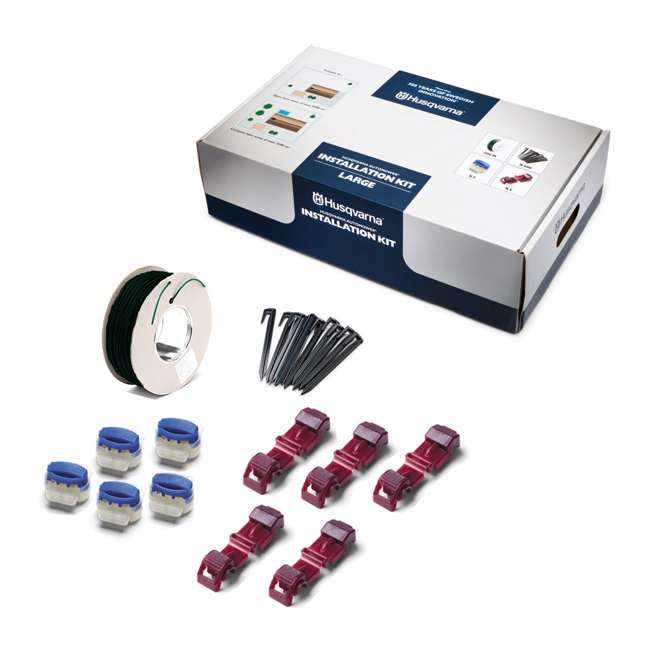 HV-PA-967972302 Husqvarna Medium Installation Kit for Automower Lawn Mowers