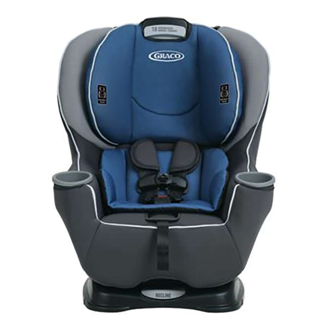 2021605 Graco 2021605 Sequence 65 Convertible Car Kids Seat with Washable Cover, Malibu 1