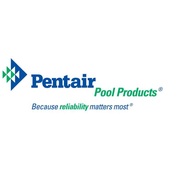178578-U-C Pentair Swimming Pool Filter Almond Bottom Tank Assembly Replacement (For Parts) 2