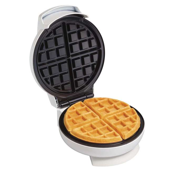 26070 2-Pack Proctor Silex Round Belgian-Style Waffle Makers 1
