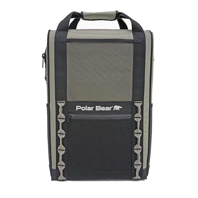 PB 397 Polar Bear Coolers Backpack Pack Eclipse Cooler 2