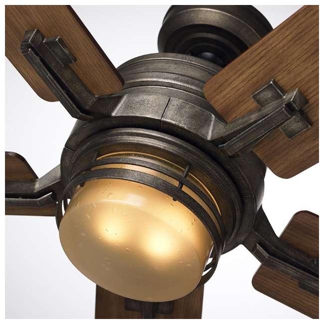 CF880VS Emerson Amhurst 54-Inch Home Ceiling Fan w/ Light, Vintage Steel 1