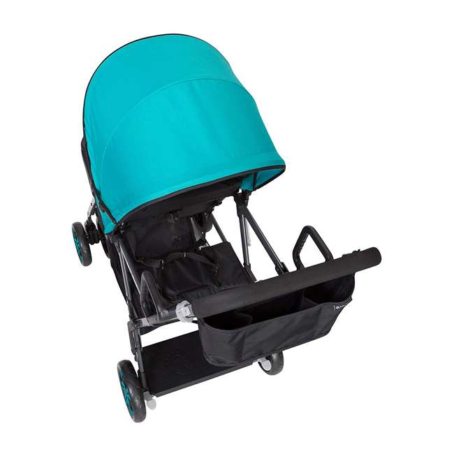 SS80A31A Baby Trend Sit N' Stand Sport Single or Double Baby Toddler Stroller, Meridian 3