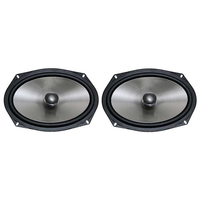 D191i Diamond Audio D191i 6x9-Inch 2-Way Stereo Speakers (Pair)