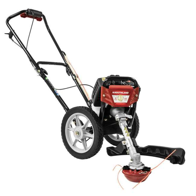 SWSTM4317 Southland SWSTM4317 Gas Powered Wheeled String Trimmer Lawn Mower 1