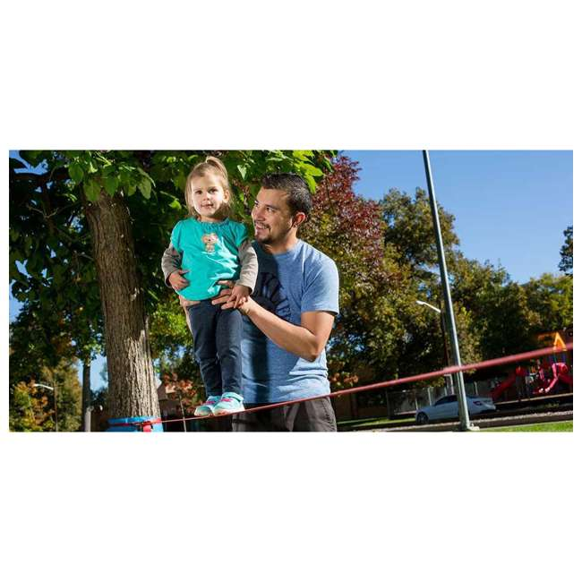 SI00085Z-U-A Slackline Industries Baseline Complete Kit with Tree Protection (Open Box) 5