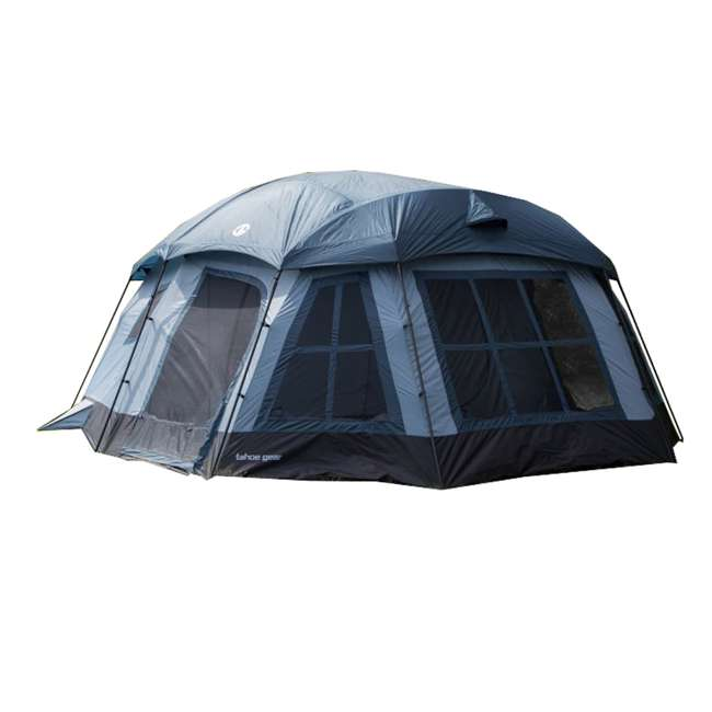 sc 1 st  VMInnovations & Tahoe Gear Ozark 16-Person 3-Season Tent Blue : TGT-OZARK-16