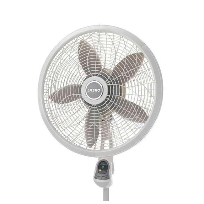 LKO-1850-TX-U-C Lasko 18 Inch Performance Oscillating Pedestal Fan w/ Remote (For Parts) 5