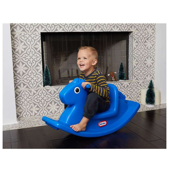 620171MP Little Tikes Outdoor & Indoor Balance Rocking Horse for Toddlers 1