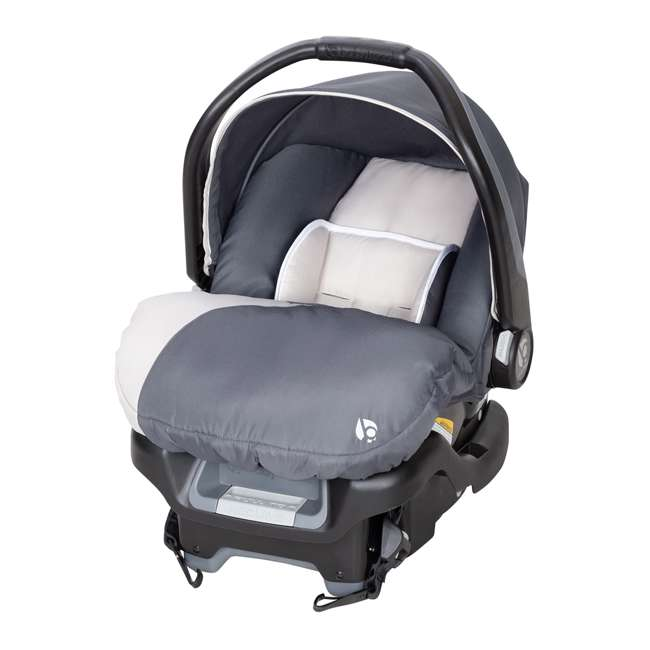 CS79C81A Baby Trend Ally Adjustable 35 Pound Infant Baby Car Seat and Car Base, Magnolia