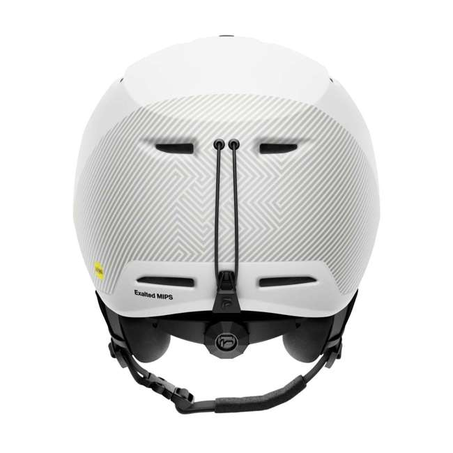 FX901002010ML Flaxta Exalted MIPs Protective Ski and Snowboard Helmet Medium/Large Size, White 2