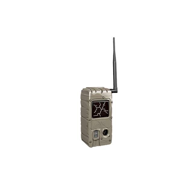 G-5079 + 2 x SD4-16GB-SAN +x3488GENIUSPTLMOUNT Cuddeback Power House Black Flash Trail Camera & 16GB Memory & Mount (2 Pack) 2