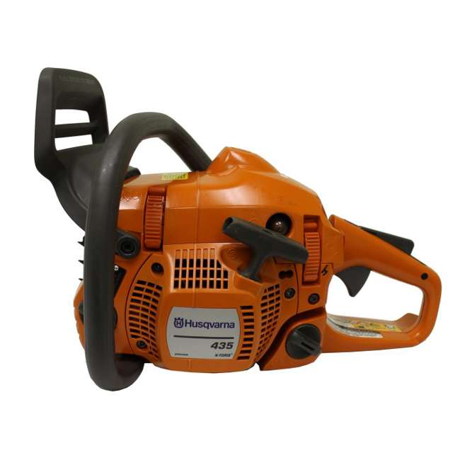 Husqvarna 435 Chainsaw 16-Inch 40 9cc (Refurbished)