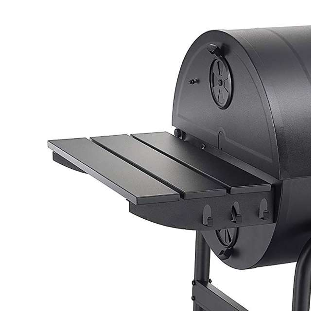 19302055-U-A Char-Broil American Gourmet 625 Square Inch Cast Iron Charcoal Grill (Open Box) 1