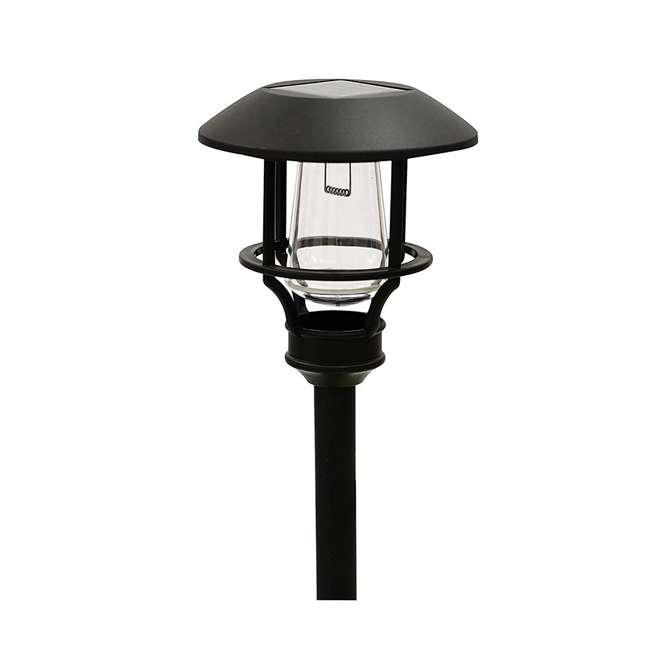 MR-90042 Moonrays Solar LED Garden Sidewalk Path Lights (4 Pack) 1