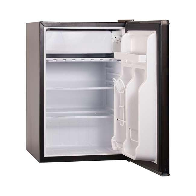BCRK25B-U-A Black and Decker 2.5 Cubic Foot Energy Star Refrigerator with Freezer (Open Box) 4