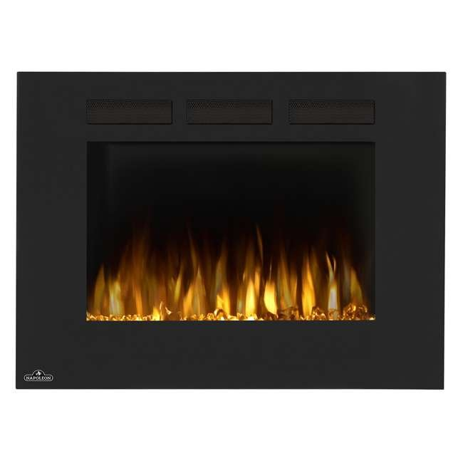 NEFL32FH-OB Napoleon Allure 32-Inch 5000 BTU Wall Hanging Electric Fireplace (Open Box) 2