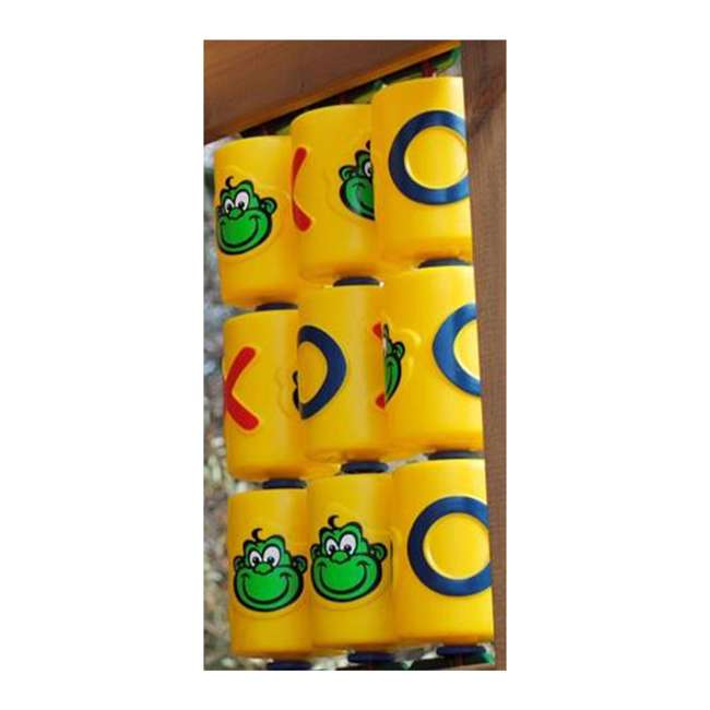 50514-100 Creative Playthings 50514-100 Kids Tic Tac Toe Game Panel Play Set Accessory
