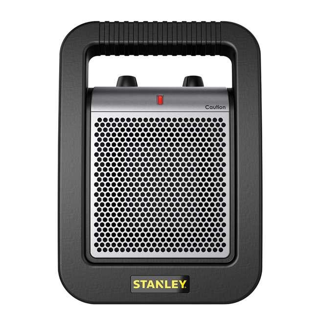 LKO-675945-TN Lasko 675945 Stanley Portable Electric 1500W Ceramic Utility Room Space Heater 1