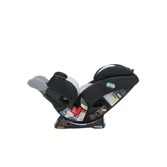2047648 Graco 4Ever Extend2Fit 4 In 1 Rear & Front Facing Car Seat Booster Combo, Hyde 7