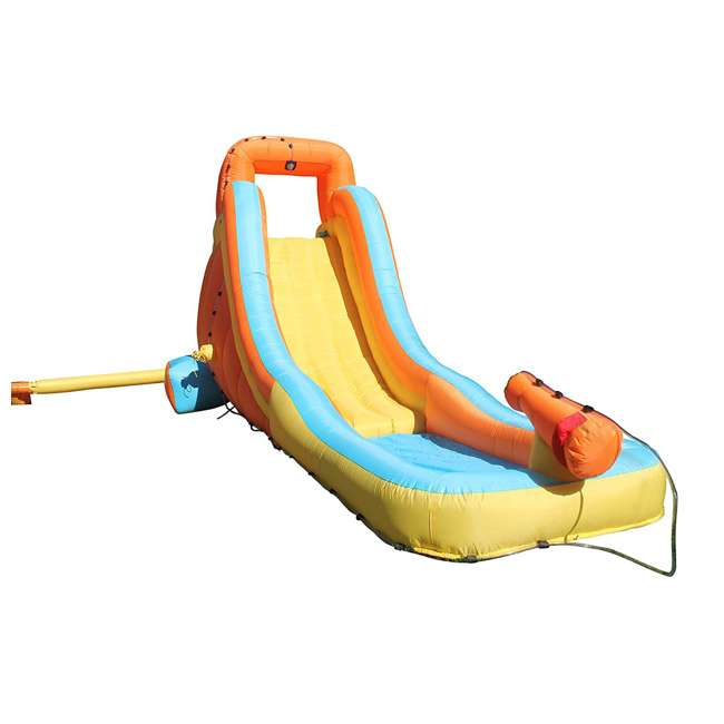 INF-2081 Sportspower My First Inflatable Water Slide with Water Cannon and Splash Pool