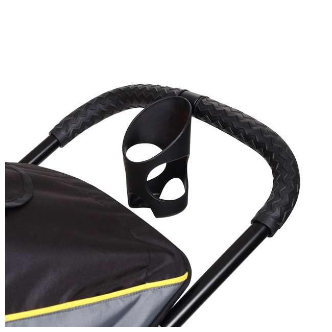 JG95A16A Baby Trend XCEL Jogger Stroller, Lemon Zest  5