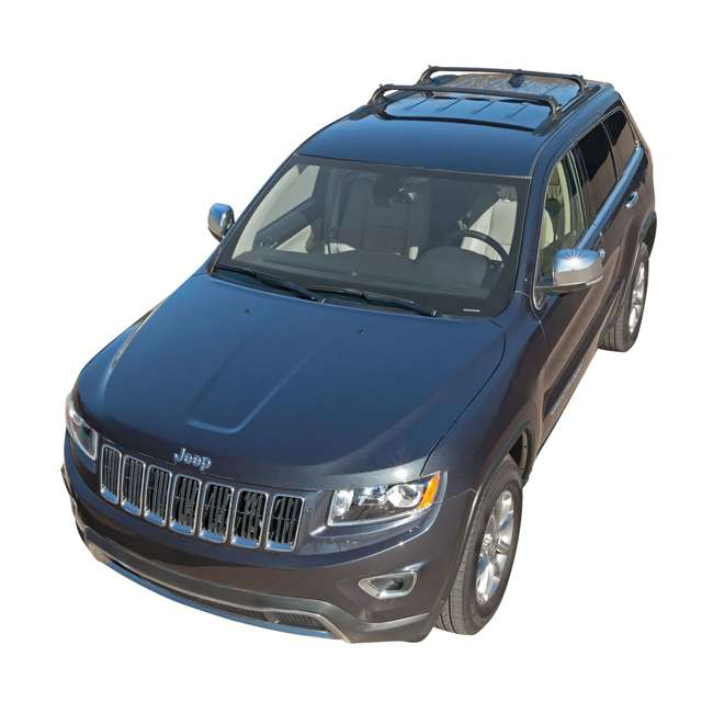 ROLA-59967-U-A ROLA AP-GTX Removable Roof Rack Cross Bars for Jeep Grand Cherokee (Open Box) 3