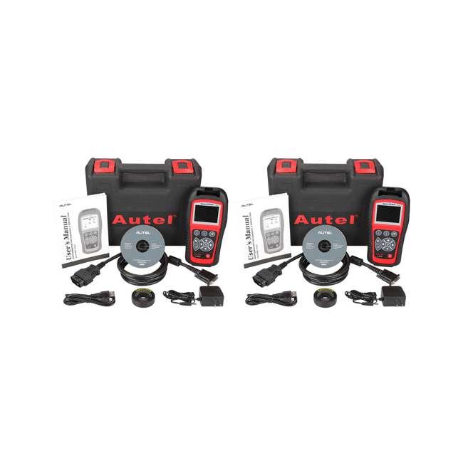 TS601 Autel MaxiTPMS TS601 Diagnostic & Service Tool (2 Pack)