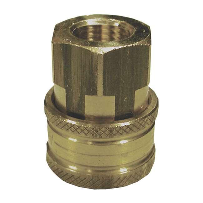 RSV4G40-PKG AR Blue Clean Pressure Washer Triplex Plunger Pump 2