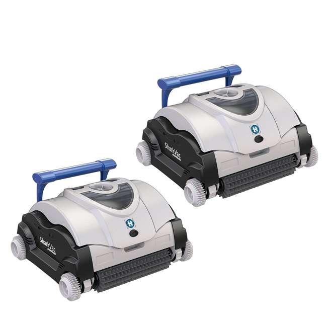 RC9740CUB Hayward SharkVAC Robotic Pool Cleaner (2 Pack)
