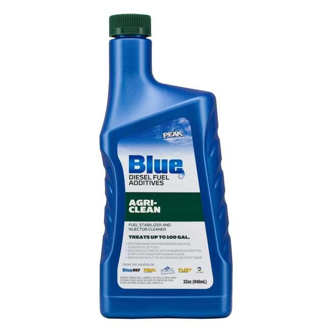 DEF002 + BDAGR32 BlueDEF Diesel Urea & Deionized Water 2.5 Gal JugPEAK Agri-Clean Fuel Additive 4