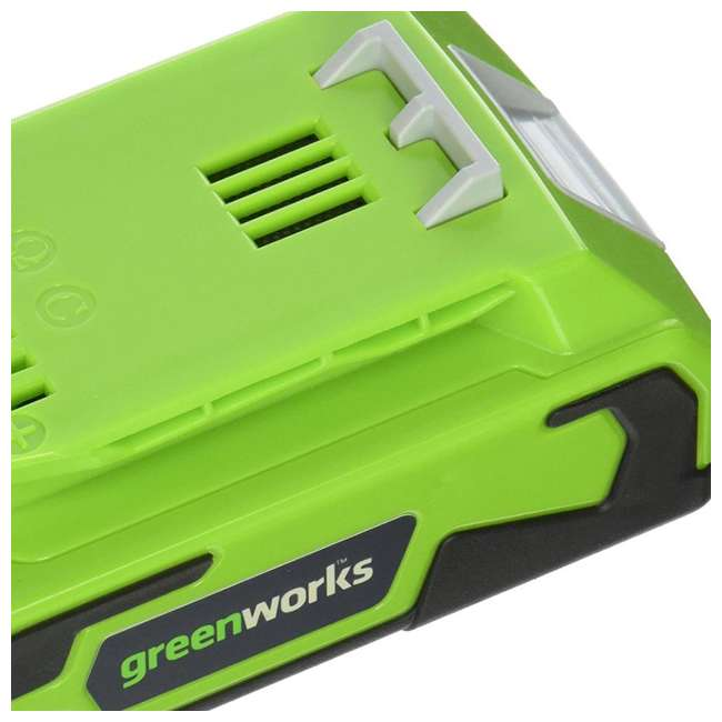 Greenworks 24-Volt 2Ah Lithium-Ion Battery for Yard and ...