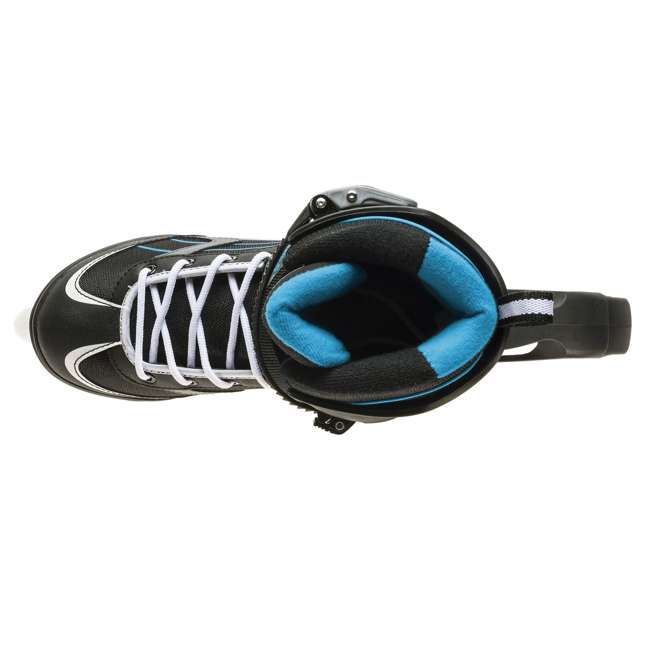 0T613100821-9 Rollerblade Bladerunner Advantage Pro XT Womens Skate, Size 9 4