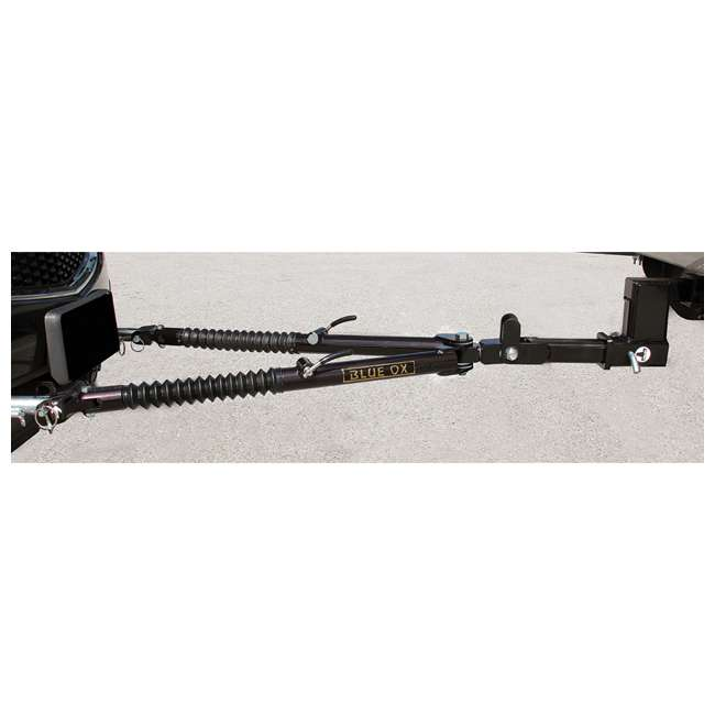BX4370 Blue Ox BX4370 Ascent 7500 Pound Class III Adjustable 2 Inch Receiver Tow Bar 5